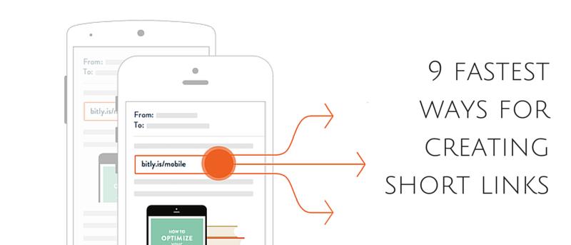 6 de las formas más rápidas de crear un enlace corto en Chrome, Mac, iOS y Android