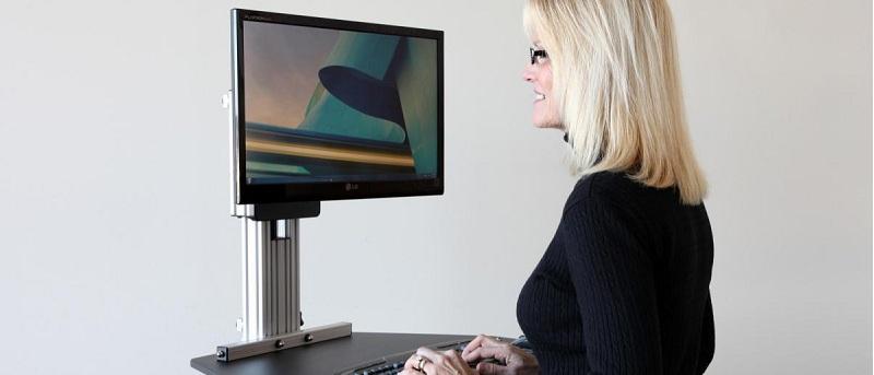 Son mejores escritorios para su salud?