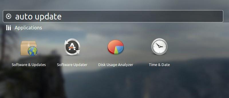 Cómo habilitar la actualización automática del sistema en Ubuntu