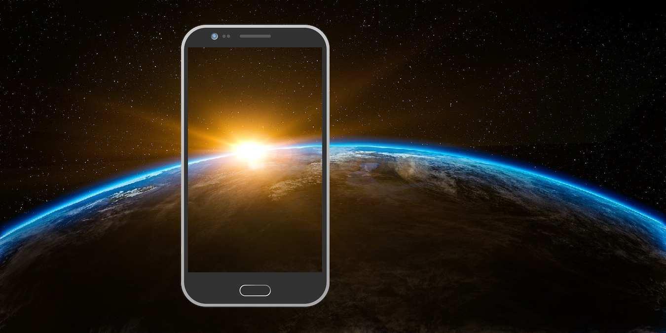 7 aplicaciones de cambio de fondo de pantalla para hacer que su teléfono Android sea Pop