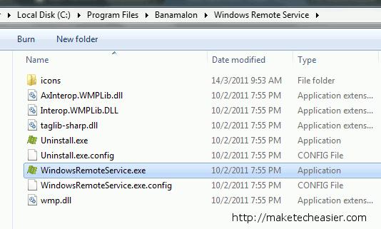 Control remoto Windows 7 con su teléfono Android
